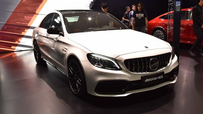 代表车型2 奔驰C级衍生车型上市