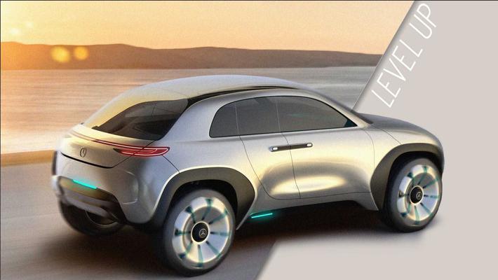 奔驰有望与smart联合研发入门电动车