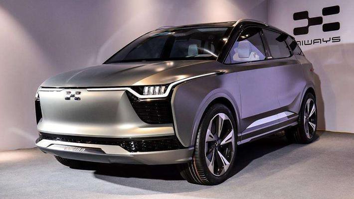 爱驰U5量产版将11月29日发布 中型纯电SUV