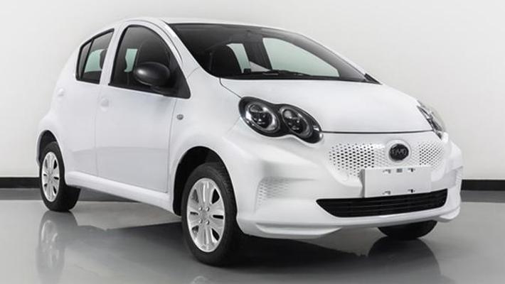 纯电动比亚迪F0 有望领跑微型电动车销量