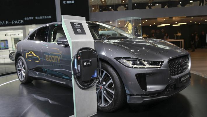 奇瑞捷豹路虎大手笔 投资70亿进军新能源汽车!