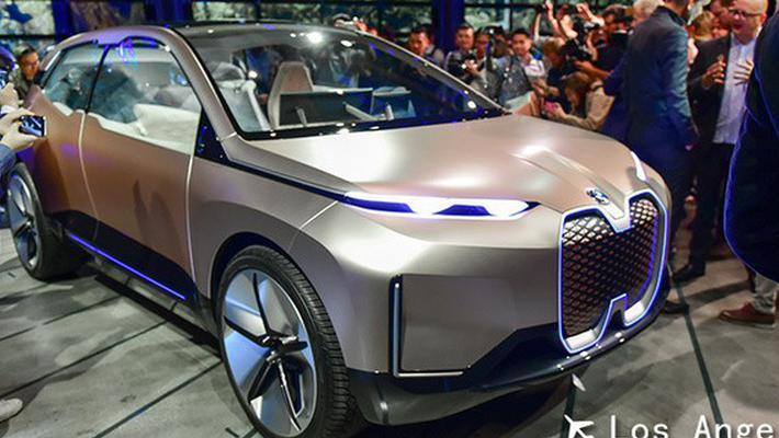 新能源旗舰BMW Vision iNEXT到底有哪些黑科技