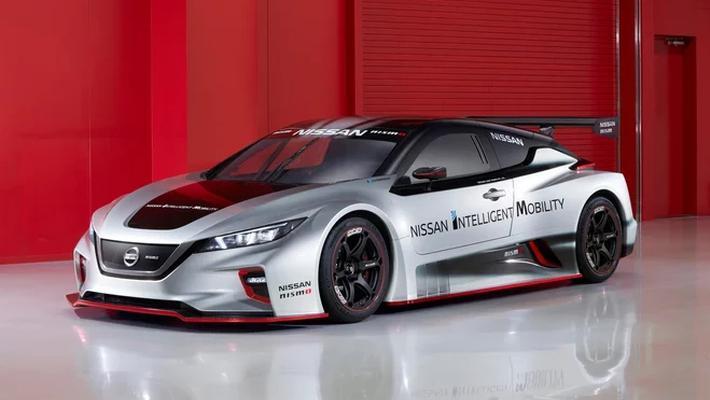 极具运动感 日产推全新聆风NISMO RC特别版赛车