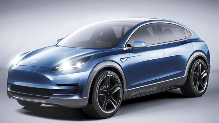 Model Y周产1.2万辆,将于2020年投产