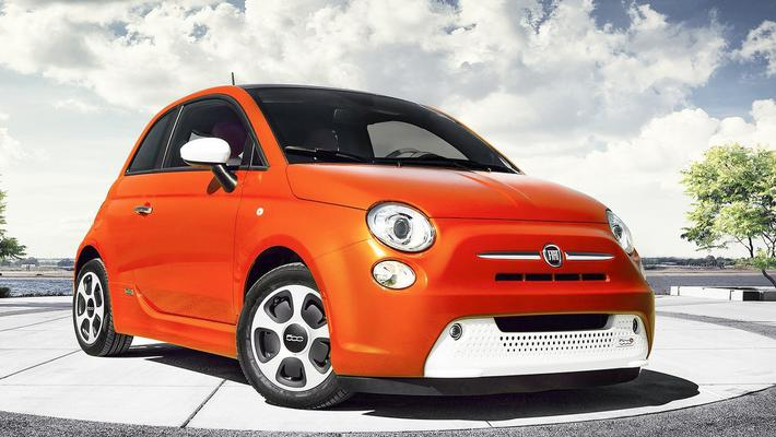 菲亚特500e再次重生,菲亚特将推全新电动车专属平台