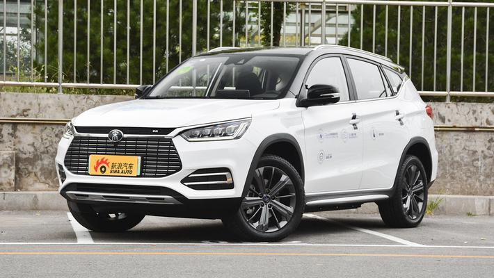 市面上有哪些20万以内纯电SUV值得推荐