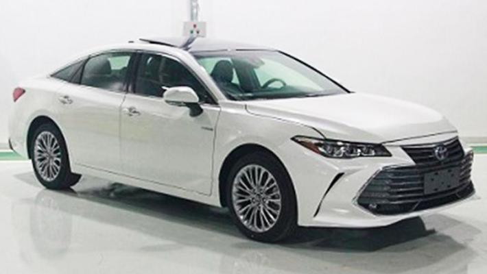 混动版来了 一汽丰田亚洲龙混动版19年3月上市
