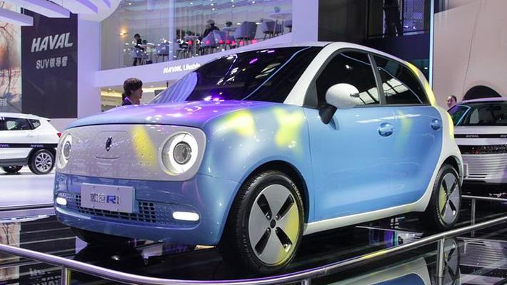 这4款车将在元旦前上市 6.18万起售的新能源车了解一下