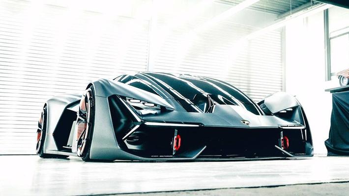 超跑也走新能源路线,兰博基尼将推插混超跑