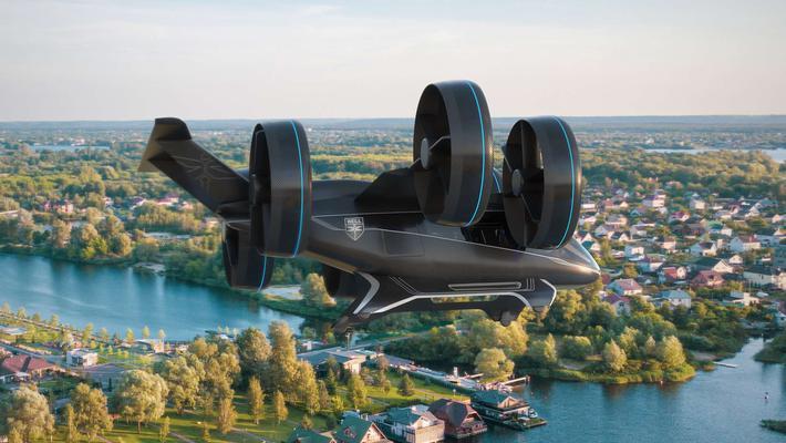 贝尔:Nexus飞行器创新超Tesla,未来出行终极形态