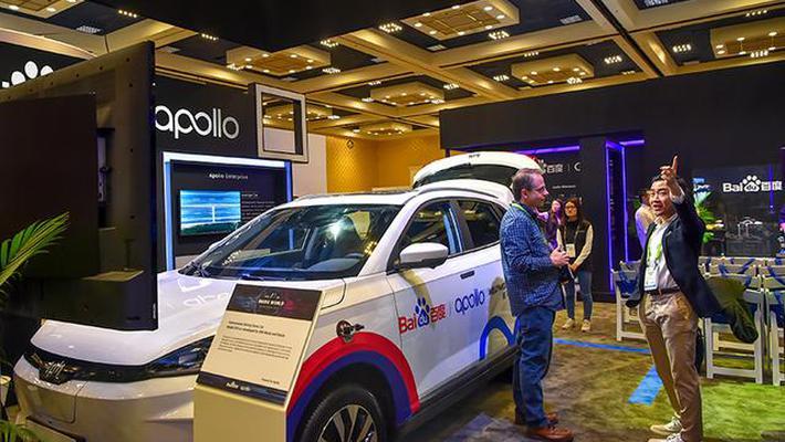 2019 CES|百度威马L3级自动驾驶车2021年量产