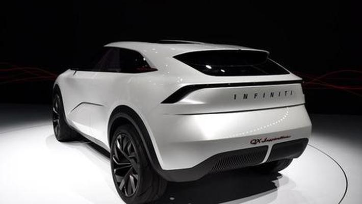 定位纯电动,英菲尼迪发布QX Inspiration概念车