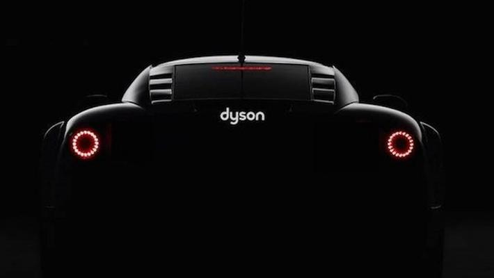 戴森集团第一款汽车要来了 定位纯电动性能跑车
