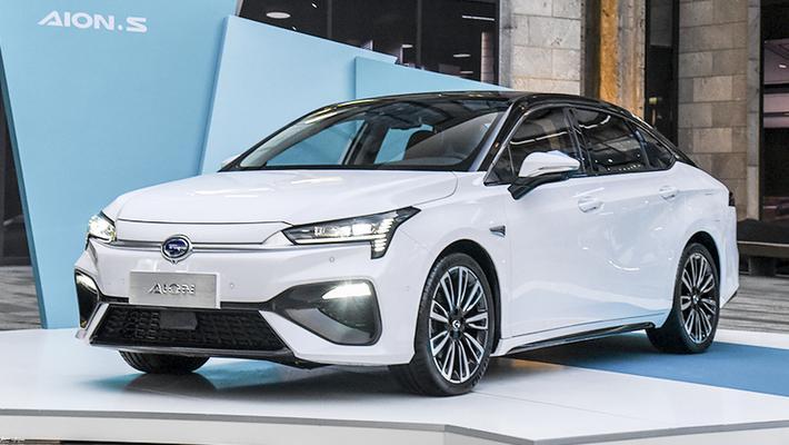 解读广汽Aion S 新能源车设计新思路