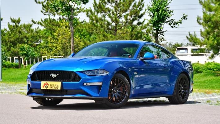 Mustang将搭V8混动 福特全新动力总成曝光