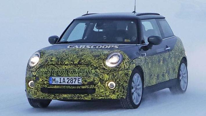 MINI首款纯电动车曝光 今年8月发布/未来将国产
