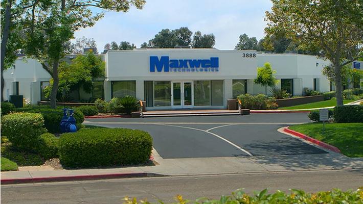 特斯拉2.18亿美元收购电池技术公司Maxwell