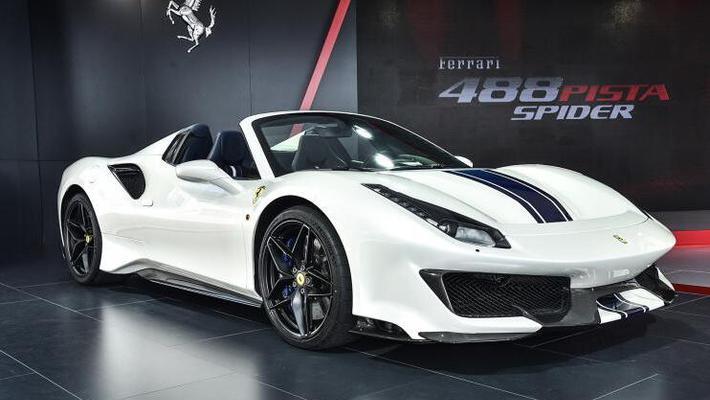 法拉利将推全新混动超跑 搭载V8发动机