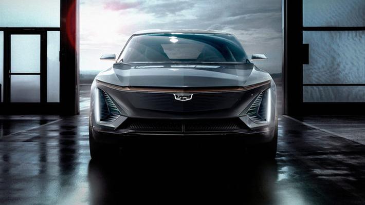 凯迪拉克首款纯电动SUV 基于BEV3平台打造