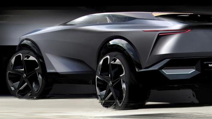 日产IMQ概念车预告图发布 日内瓦车展亮相