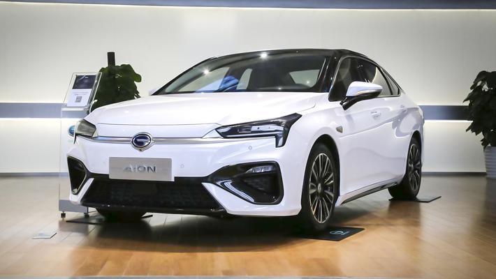 广汽新能源Aion S开启预售 预售价14万起