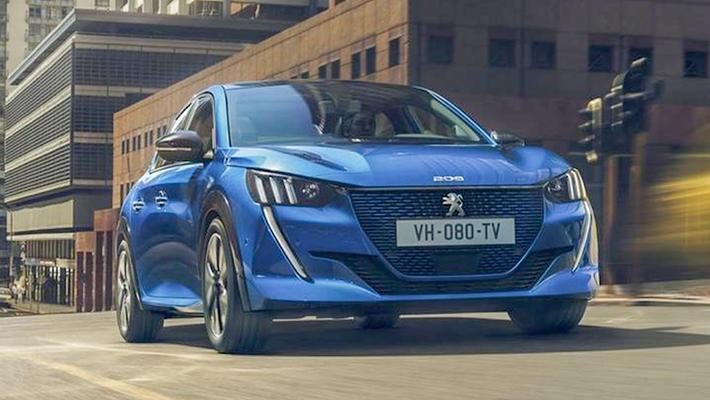 2019日内瓦车展探馆:全新一代标致e-208