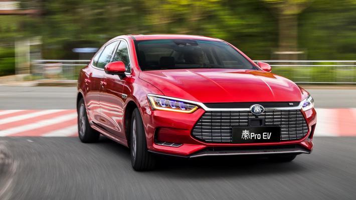 经济实惠家用车 还是这4款自主纯电轿车比较好!