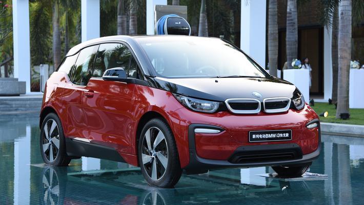 宝马三款新能源车上市 售价33.98万起