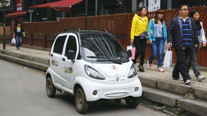 传统车企大军压境 低速电动路在何方?