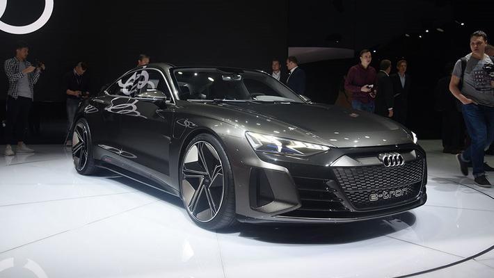 奥迪e-tron系列将打造纯电中级轿车