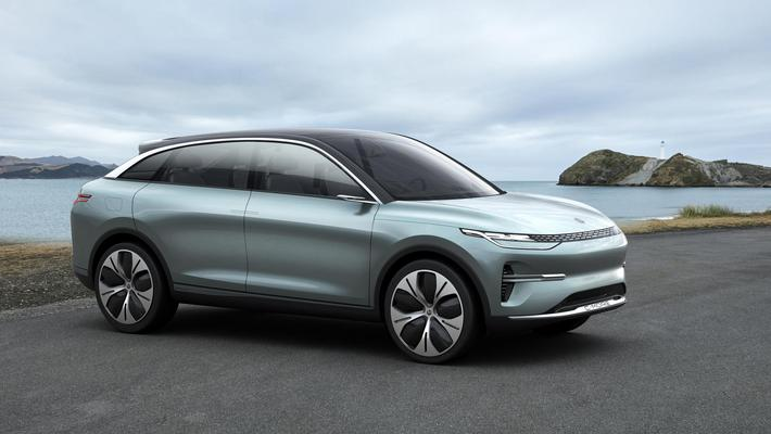 零跑S01雷蛇联名版上海车展亮相 C-more将于2020年上市