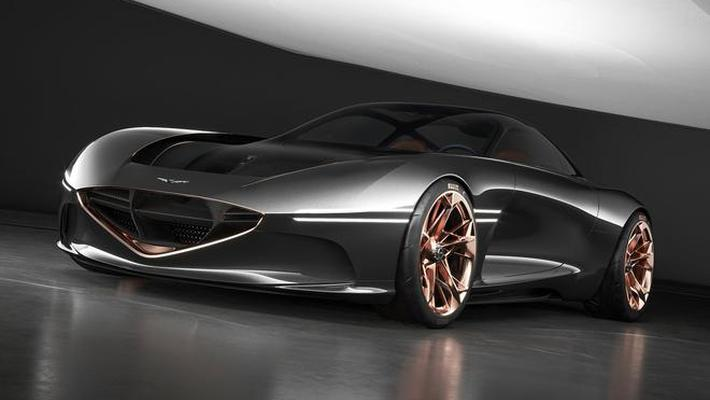 Genesis全新电动概念车 将于纽约车展发布