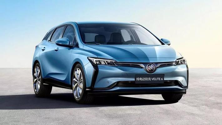 纯电动MAV别克VELITE 6开启预售 预售价17万元起