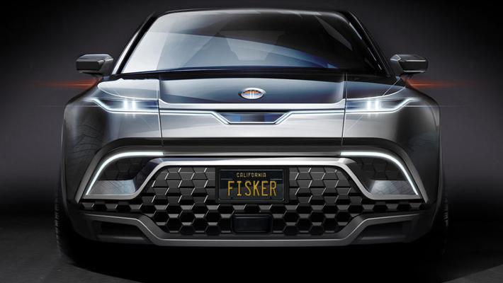 Fisker纯电SUV前瞻 定价4万美元对标Model