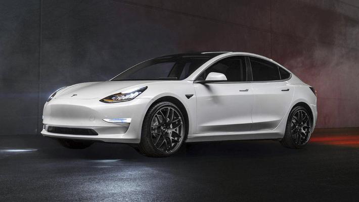 美国新能源车销量TOP10榜!本田和雪佛兰表现强势