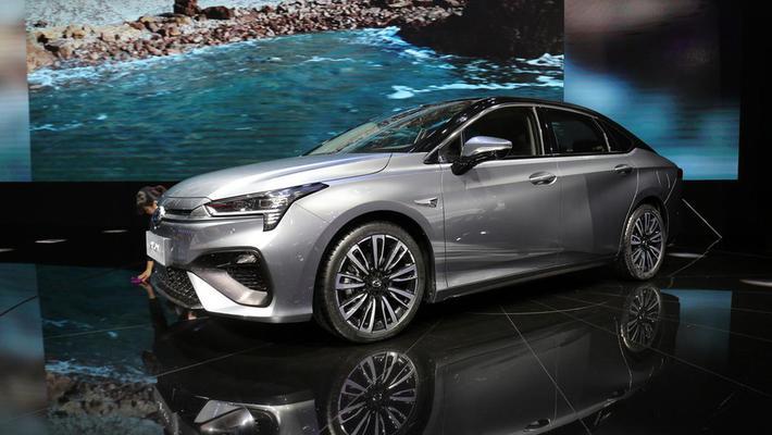 广汽新能源Aion S将于4月27日上市 预售14万起