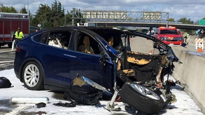 特斯拉自动驾驶系统疑发生错误致司机死亡