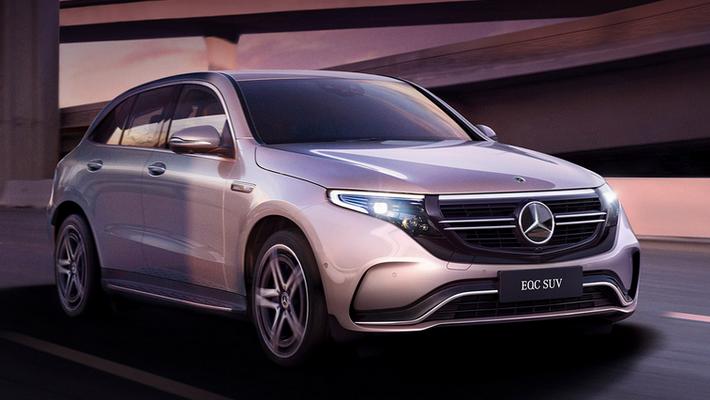 奔驰正式生产EQ家族首款纯电动车型 明年Q1在美开售