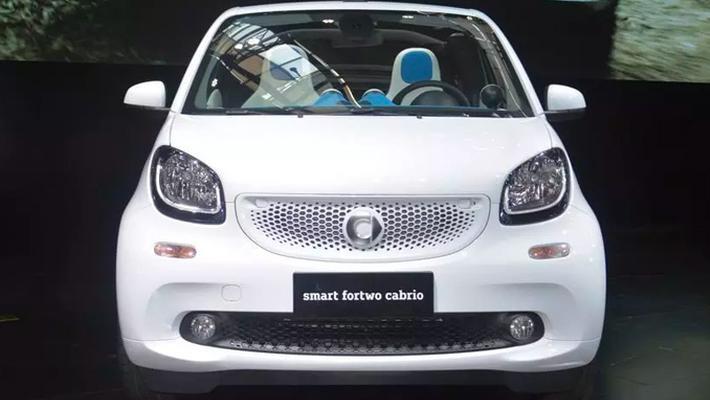 吉利smart电动车成都国产PK江苏版长城MINI