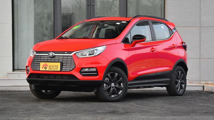 9万就能买纯电动SUV 不限行不限号 还是大厂出品!