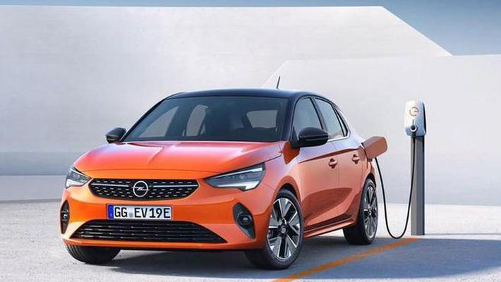 法兰克福车展发布 全新一代欧宝Corsa电动版官图曝光