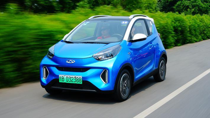 不到6万的纯电小车 全铝车身 续航301km 还标配ESP!