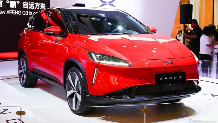 续航有提升 新款小鹏汽车G3将7月10日上市