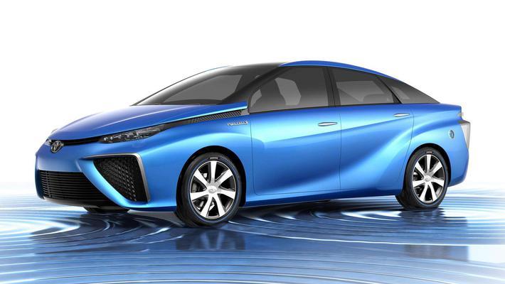 在新能源领域的成就 为何没对手能超过丰田呢?