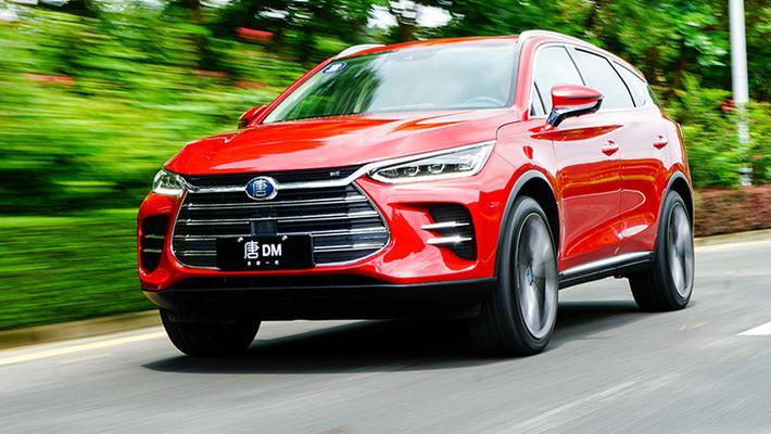 2019最重磅自主SUV之一 颜值性能同级占优
