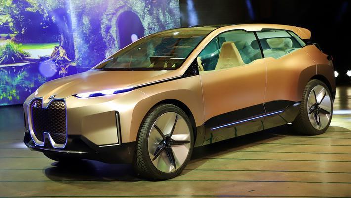 4年内将发布25款大发快3破解_快3平台_输钱- 宝马新能源汽车计划露出