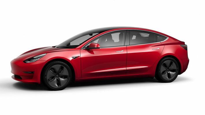 最低涨8000元 特斯拉Model 3上调售价