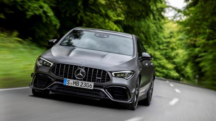 戴姆勒CEO康林松确认正研发纯电动奔驰AMG车型