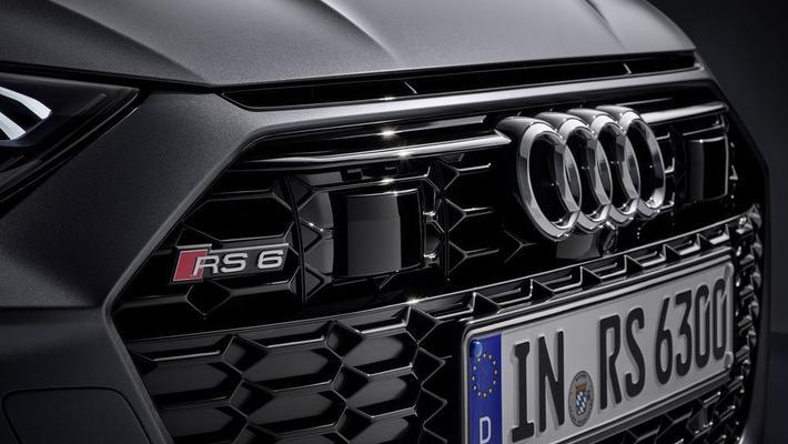 布局电气化 奥迪RS将推插电混动版车型
