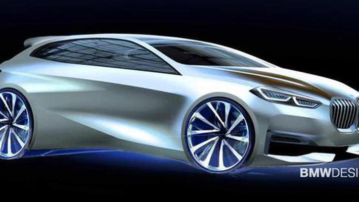 纯电动版宝马1系最早将于2021年问世